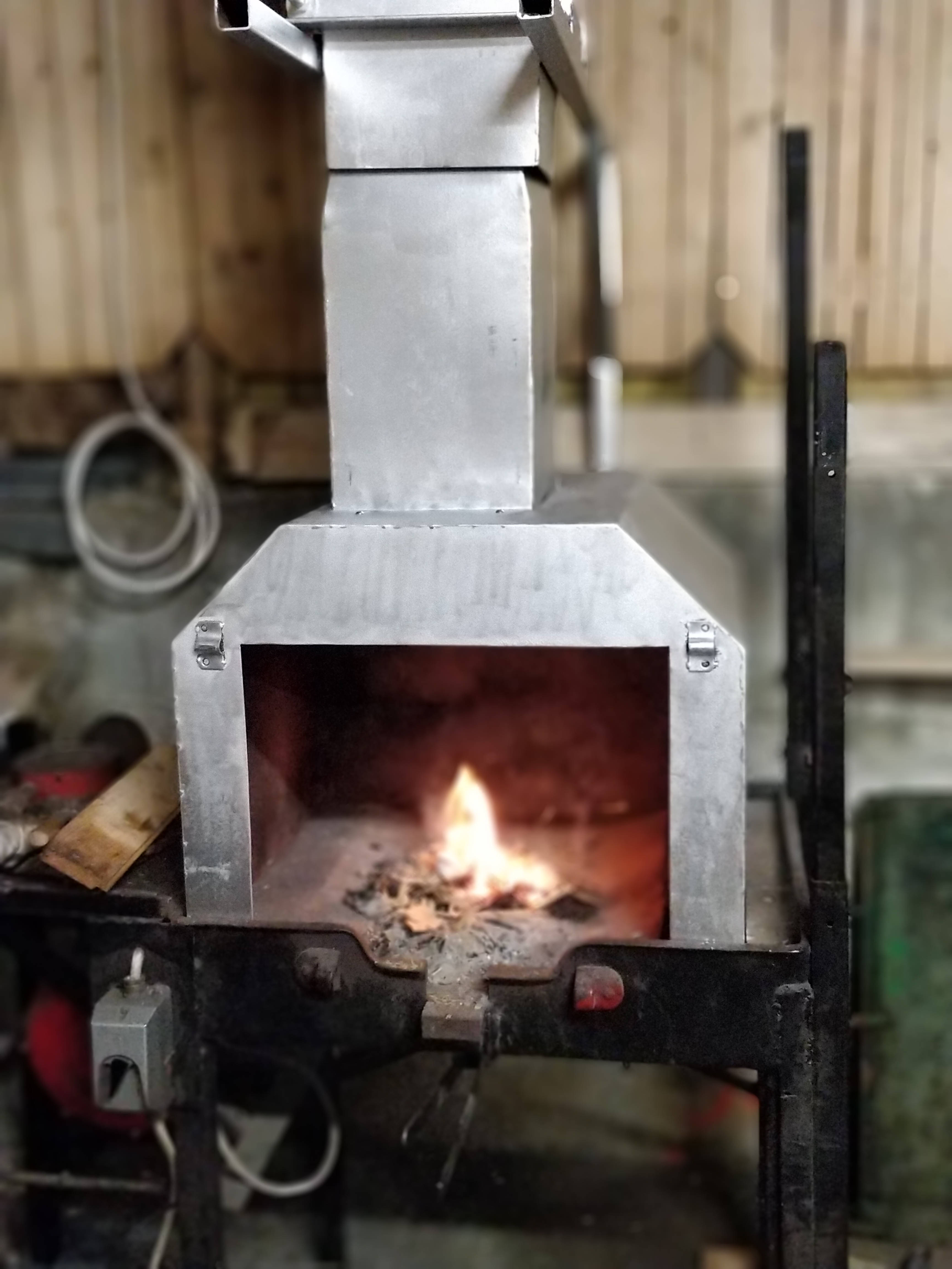 The Forge (or The Fireplace)